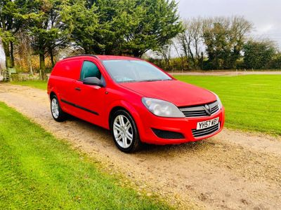 Vauxhall Astra Van Temperature Controlled 1.3 CDTi 16v Club Panel Van 3dr