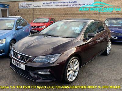 SEAT Leon Hatchback 1.5 TSI EVO FR Sport (s/s) 5dr