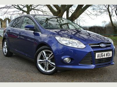 Ford Focus Hatchback 2.0 TD Titanium X Powershift 5dr