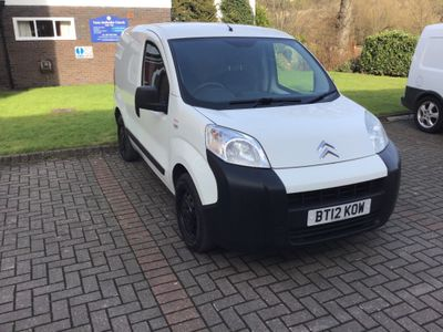 Citroen Nemo Panel Van 1.3 HDi 16v 660X Panel Van 3dr