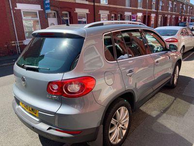 Volkswagen Tiguan SUV 2.0 TDI SE 5dr