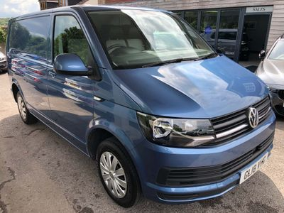 VOLKSWAGEN TRANSPORTER Panel Van 2.0 TDI BlueMotion Tech T28 Trendline Panel Van 5dr (EU6, SWB)