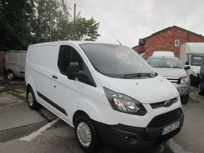 FORD TRANSIT CUSTOM Panel Van 2.2 TDCi ECOnetic 270 L1H2 Panel Van 5dr