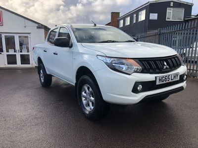 Mitsubishi L200 Pickup 2.4DI-DC 154BHP 4Life Double Cab Pick-Up