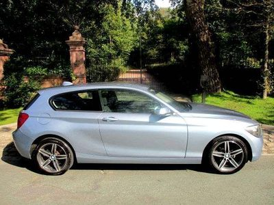 BMW 1 SERIES Hatchback 2.0 116d Sport Sports Hatch (s/s) 3dr
