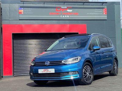 Volkswagen Touran MPV 2.0 TDI BlueMotion Tech SEL DSG (s/s) 5dr