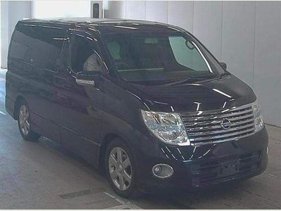Nissan Elgrand MPV HIGHWAY STAR 2.5 AUTOMATIC 8 SEATER