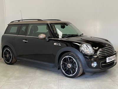 MINI Clubman Estate 1.6 Cooper D Bond Street 5dr