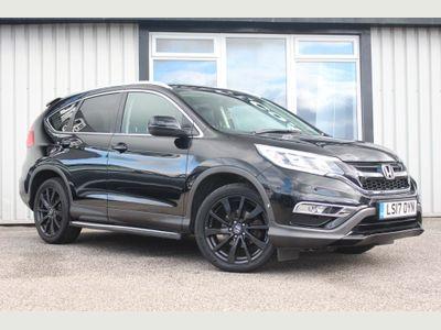 Honda CR-V SUV 2.0 i-VTEC Black Edition Auto 4WD 5dr