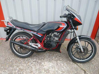 Yamaha RD125LC Sports Tourer 125