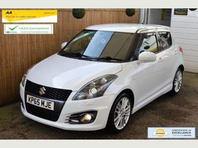 Suzuki Swift Hatchback 1.6 Sport 5dr (+Nav)
