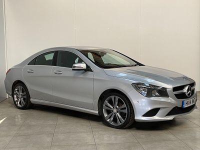 Mercedes-Benz CLA Class Coupe 2.1 CLA220 CDI Sport 7G-DCT (s/s) 4dr (Map Pilot)