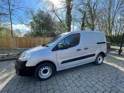 Peugeot Partner Panel Van 1.6 BlueHDi 854 SE EURO 6
