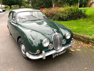 Jaguar Mark II Saloon