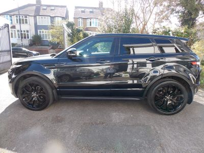 Land Rover Range Rover Evoque SUV 2.2 SD4 Dynamic Lux AWD 5dr