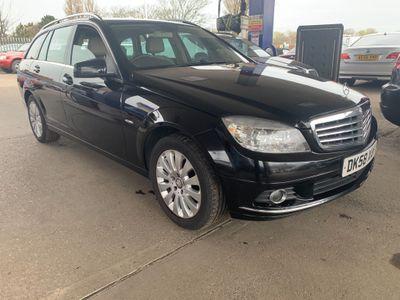 Mercedes-Benz C Class Estate 2.1 C200 CDI Elegance 5dr