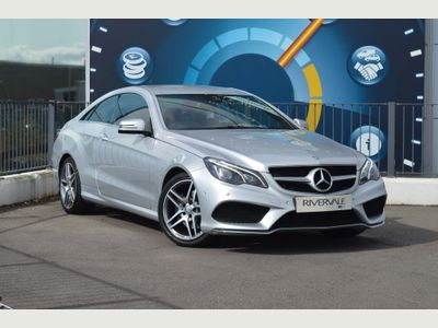 Mercedes-Benz E Class Coupe 2.1 E220 CDI BlueTEC AMG Line 7G-Tronic Plus (s/s) 2dr