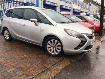 Vauxhall Zafira Tourer MPV 2.0 CDTi Design 5dr