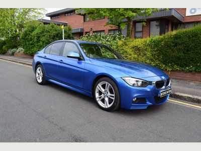 BMW 3 Series Saloon 3.0 330d M Sport Sport Auto xDrive (s/s) 4dr