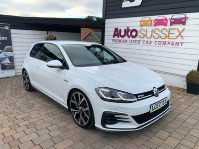 Volkswagen Golf Hatchback 2.0 TDI BlueMotion Tech GTD DSG (s/s) 3dr