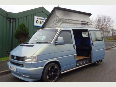 Volkswagen Transporter Other 2.5 TD 1200 Window Van 4dr