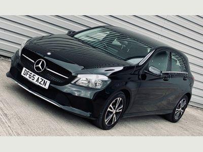 Mercedes-Benz A Class Hatchback 1.6 A180 SE (s/s) 5dr