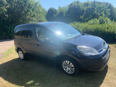Citroen Berlingo Combi Van 1.6 HDi L1 625 Enterprise Panel Van 5dr
