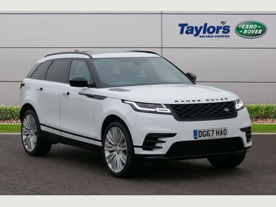 Land Rover Range Rover Velar SUV 2.0 D240 R-Dynamic S Auto 4WD (s/s) 5dr
