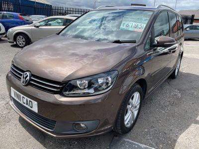 Volkswagen Touran MPV 1.6 TDI SE 5dr (7 Seat)