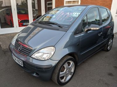 Mercedes-Benz A Class Hatchback 1.4 A140 Piccadilly SWB Hatchback 5dr