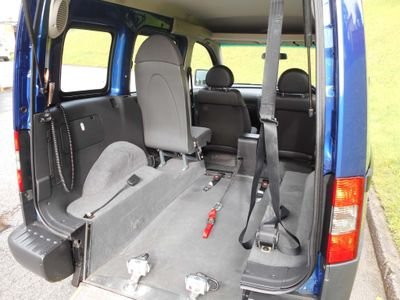 VAUXHALL COMBO TOUR MPV {Edition unlisted}