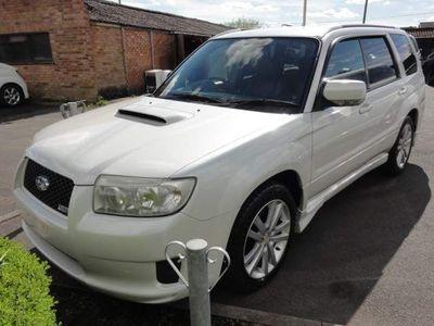 Subaru Forester SUV CROSS SPORT TURBO