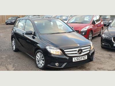 Mercedes-Benz B Class Hatchback 1.6 B180 BlueEFFICIENCY SE 7G-DCT (s/s) 5dr