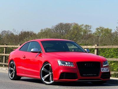 Audi RS5 Coupe 4.2 FSI S Tronic quattro 2dr