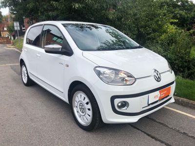 Volkswagen up! Hatchback 1.0 Up! White 5dr