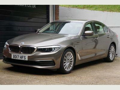 BMW 5 Series Saloon 3.0 530d SE Auto (s/s) 4dr