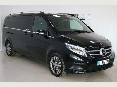 Mercedes-Benz V Class MPV 2.2 V250 CDi BlueTEC Sport G-Tronic+ XLWB EU6 (s/s) 5dr 8 Seat XLWB