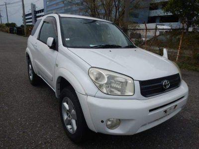 Toyota RAV4 SUV 2.0 VVT-i 4WD 3dr (Auto)