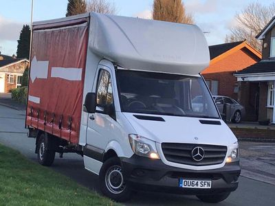 Mercedes-Benz Sprinter Curtain Side 2.1 CDI 313 Chassis Cab 2dr SWB