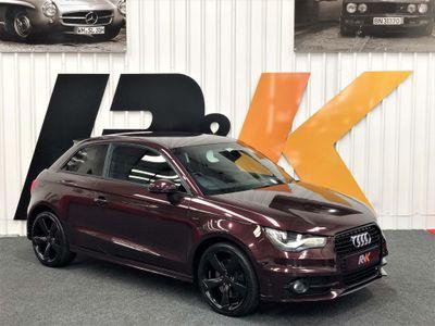 Audi A1 Hatchback 2.0 TDI Black Edition 3dr