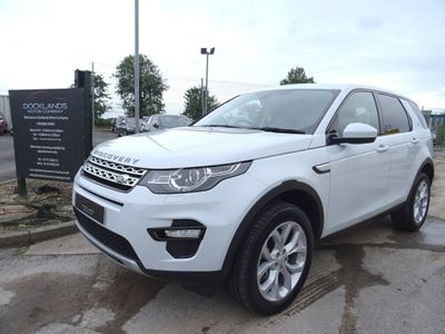 Land Rover Discovery Sport SUV 2.0 SD4 HSE 7Seat Auto 4WD (s/s) 5dr 7 Seat