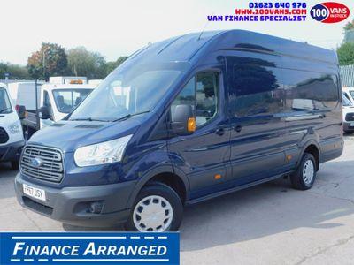 Ford Transit Panel Van 2.0TDCI ECO BLUE EURO6 170 L4 H3 TREND
