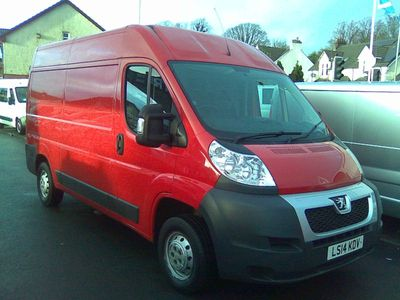 Peugeot Boxer Panel Van 2.2 HDi 335 L2 H2 High Roof Van 4dr
