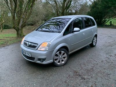 Vauxhall Meriva MPV 1.3 CDTi Breeze Plus 5dr