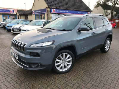 Jeep Cherokee SUV 2.0 MultiJetII Limited (s/s) 5dr