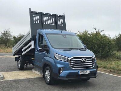 MAXUS Deliver 9 Tipper Deliver 9 Tipper 2.0 2dr Tipper Manual Diesel