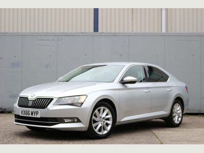 SKODA Superb Hatchback 2.0 TDI CR DPF SE Business DSG (s/s) 5dr