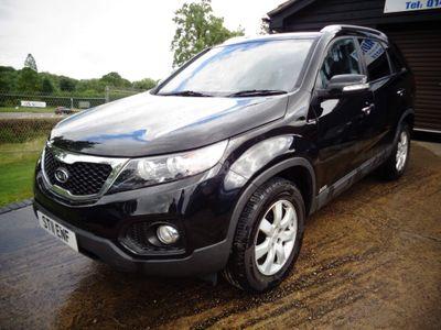 Kia Sorento SUV 2.2 CRDi KX-2 4WD 5dr (7 Seats)