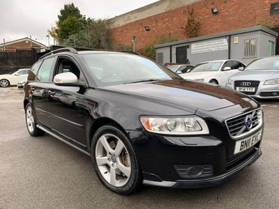 Volvo V50 Estate 2.0 D3 R-Design 5dr