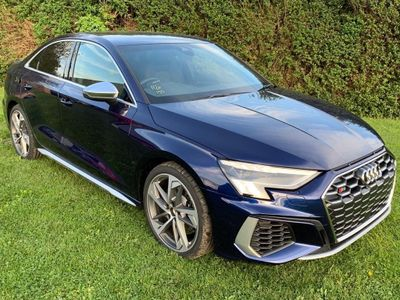 Audi S3 Saloon 2.0 TFSI S Tronic quattro (s/s) 4dr